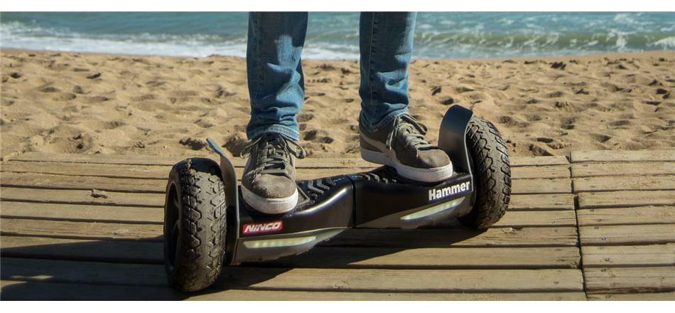 Balance-Scooter-Hammer, Patines: paseos sobre ruedas. Regalos de comunión