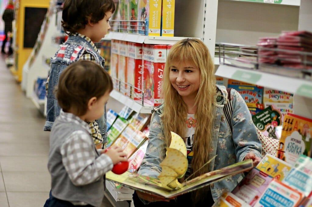 Consells per iniciar els teus fills a llegir