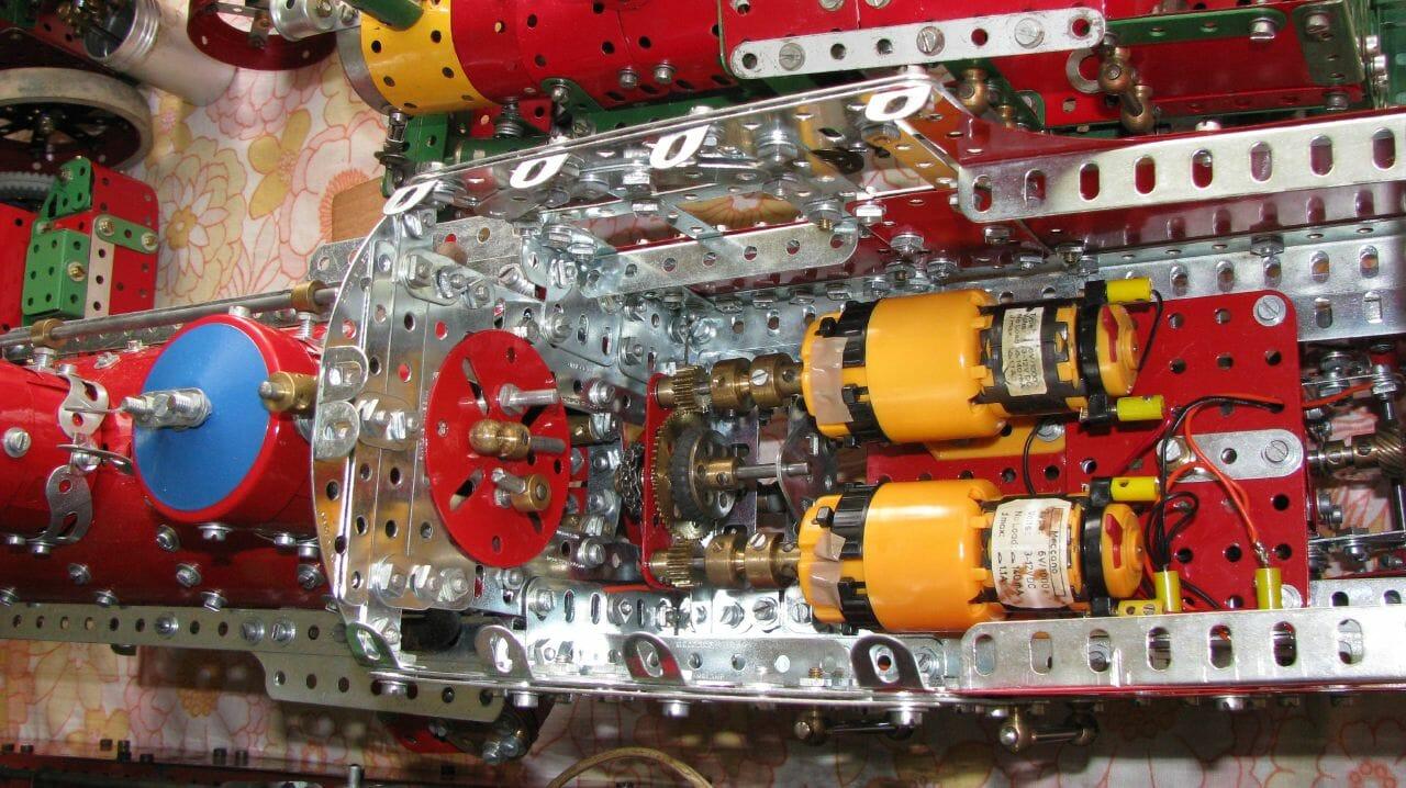 Meccano: construir, regalos infantiles