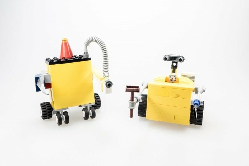 Robots: construir y programar, regalos de comunión