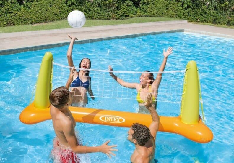 Deportes para la playa y la piscina