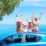 10 juegos para niños para el viaje de vacaciones