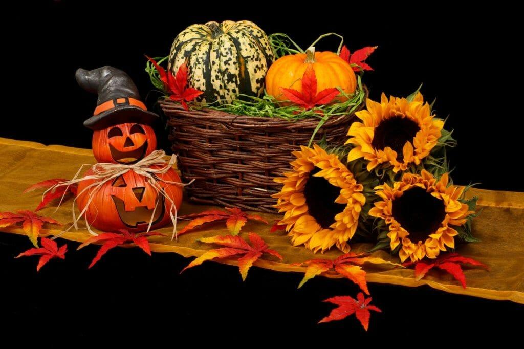 Decora tu casa con tematica halloween