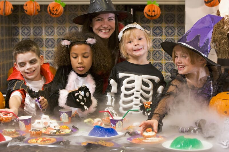 Halloween a Mestre