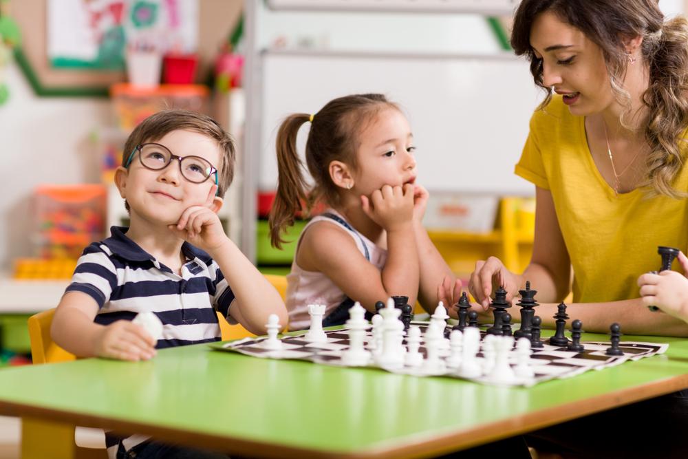 aprende a seguir normas en los juegos de mesa infantiles