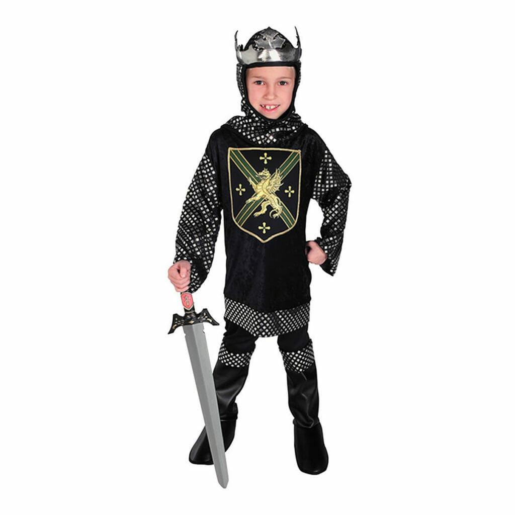 disfraz-infantil-guerrero-medieval