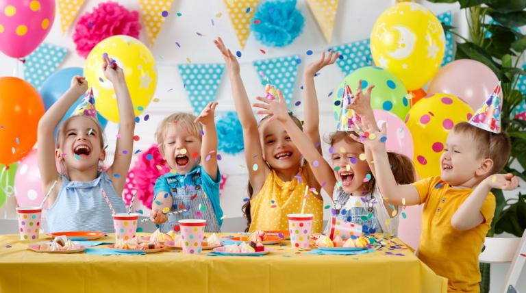6 cosas que nunca pueden faltar para la mejor fiesta de cumpleaños