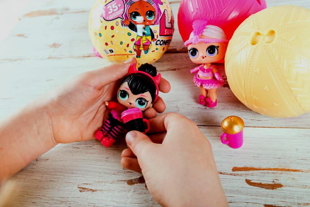 LOL Surprise, muñecas llenas de sorpresas