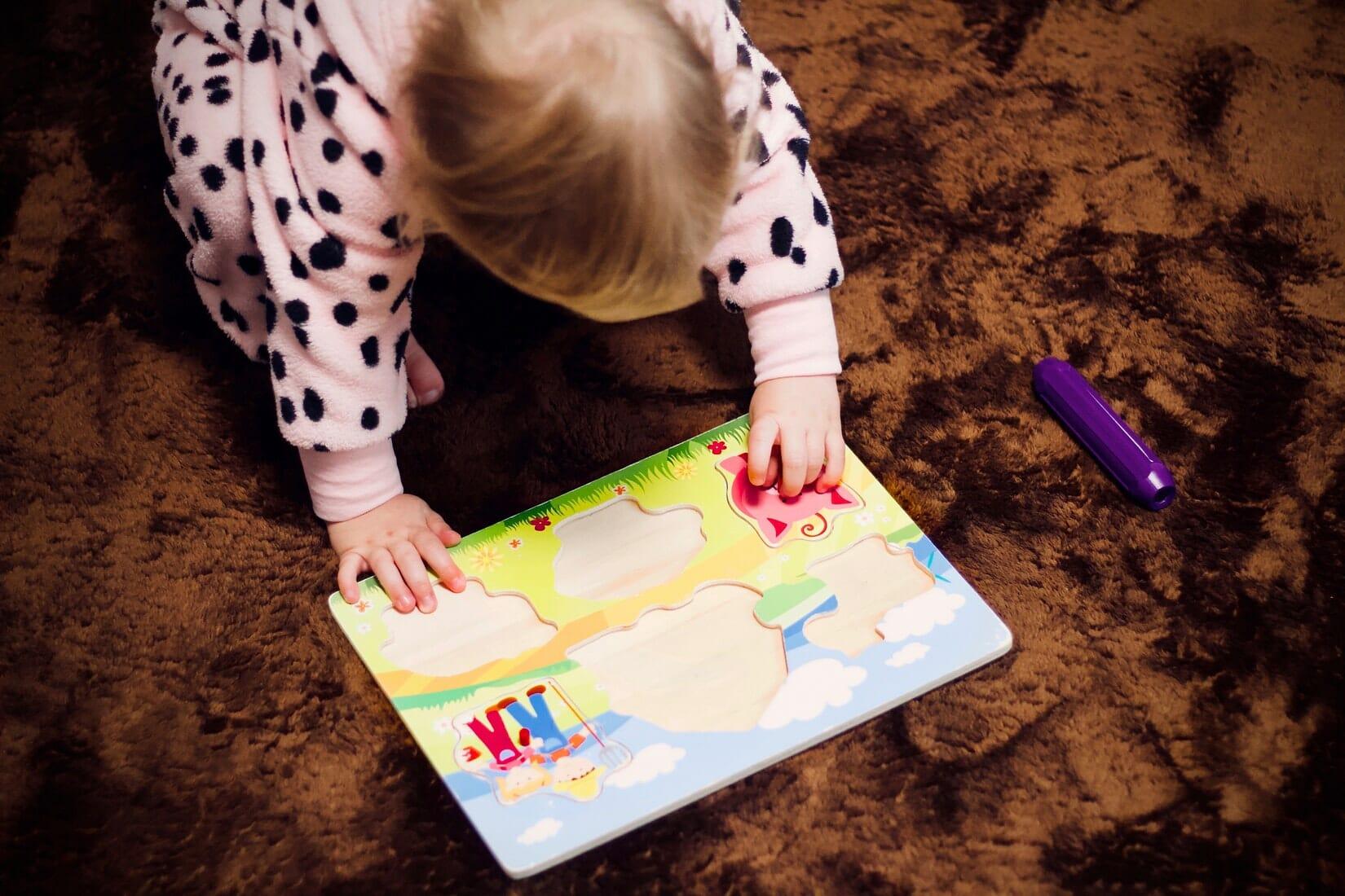 Juguetes para bebés desde 9 hasta 12 meses