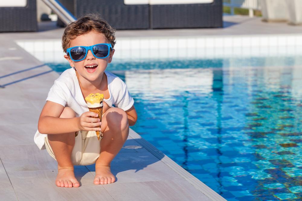Cómo proteger a los niños del calor