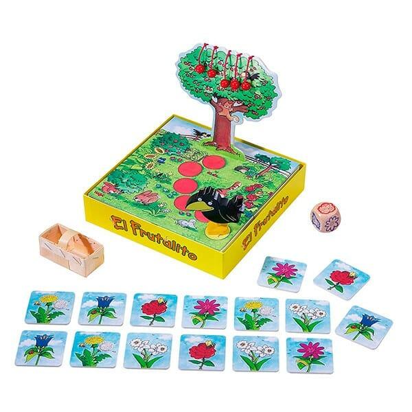 juego de mesa el Frutalito