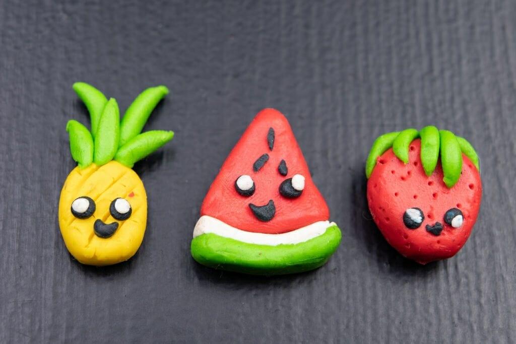 frutas-de-plastilina